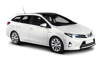 Toyota Auris | Sixt rent a car