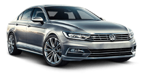 VW Passat | Sixt car rental